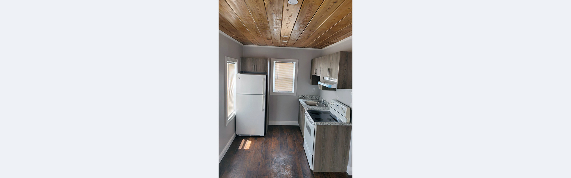 Manufactured Cabin Home for Rent (Studio/Efficiency) - Completely Remodeled!