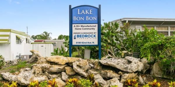 Lake Bon Bon 55+ community