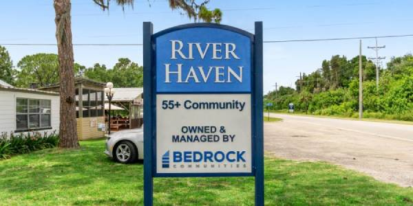 River Haven 55+ community